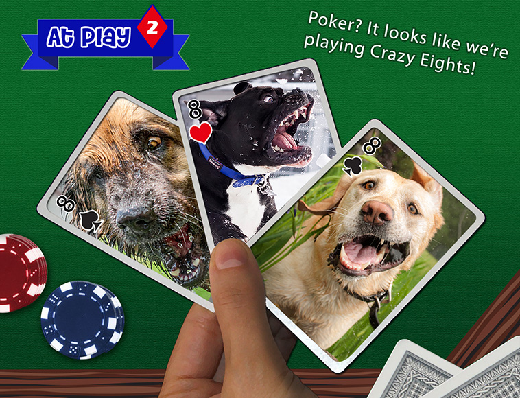 At play (2) CRAZY EIGHTS